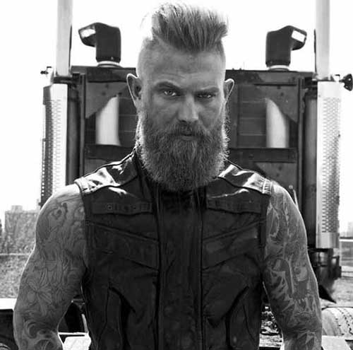 Mohawk Hairstyles for Men-6