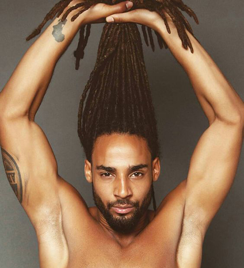 Long Hairstyles for Men-7