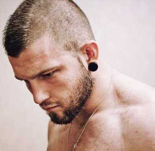 Mohawk Hairstyles for Men-7