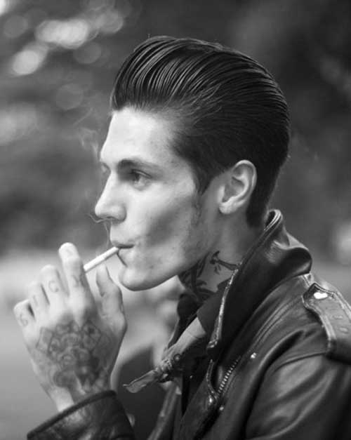 Rockabilly Hairstyles for Men-7