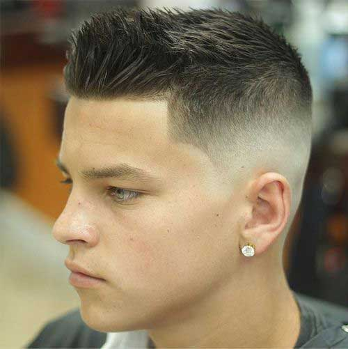 Latest 20 Short Hairstyles for Men