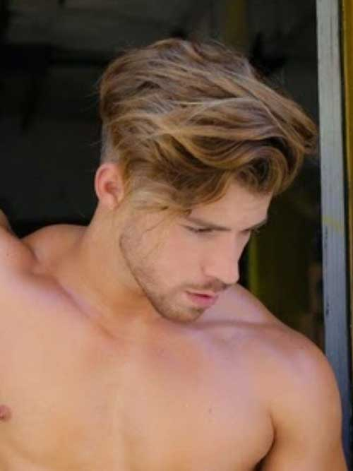 Haircut for Wavy Hair Men-8