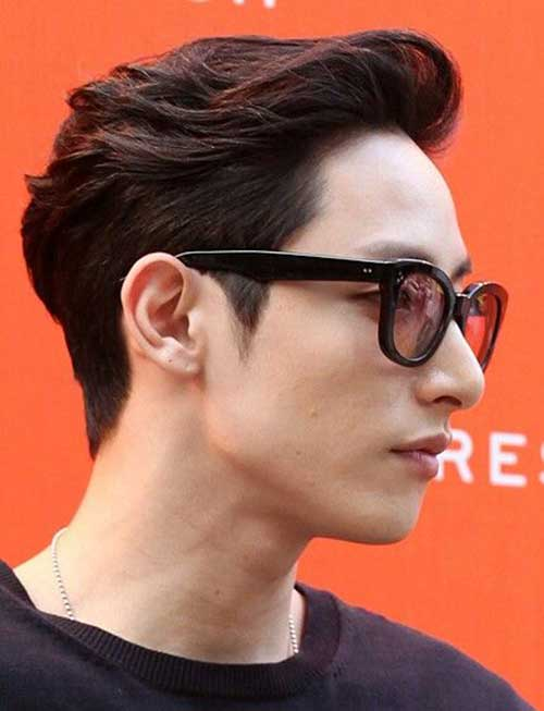 Asian Men Hairstyle 9
