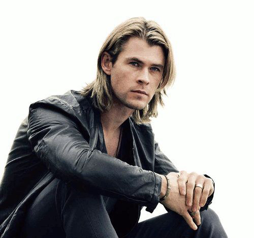 Long Hairstyles for Men-9
