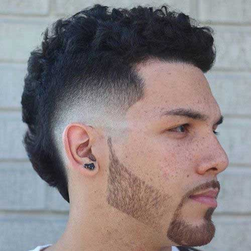 Mohawk Hairstyles for Men-9