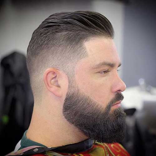 Mens Tapered Haircuts
