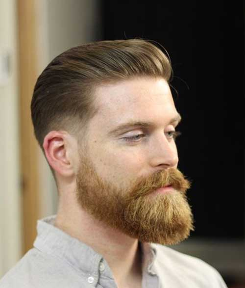 Mens Tapered Hairstyles