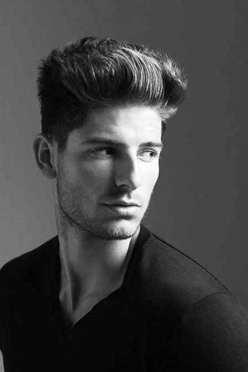 Medium Haircuts for Men-13