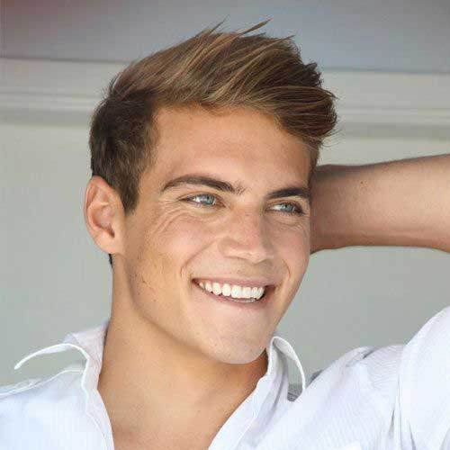 Short Hairstyles for Men-15