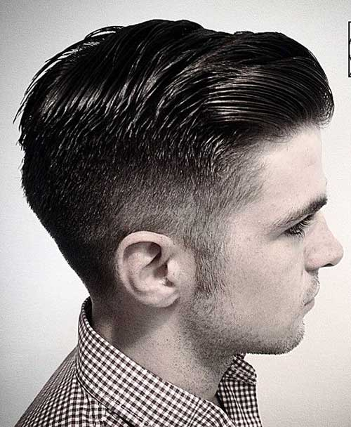 Medium Haircuts for Men-17