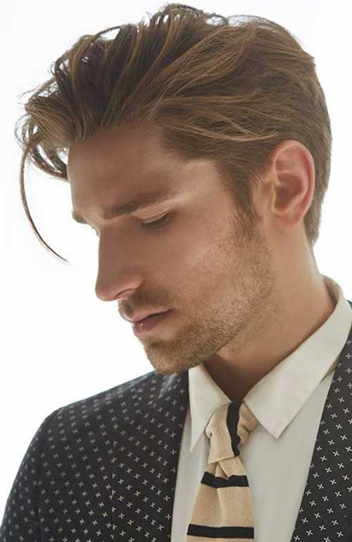 Medium Haircuts for Men-19