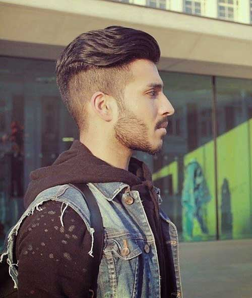 2015 Side Haircuts for Men