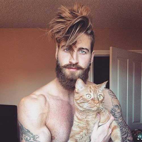 2016 Long Top Hair Trends Men
