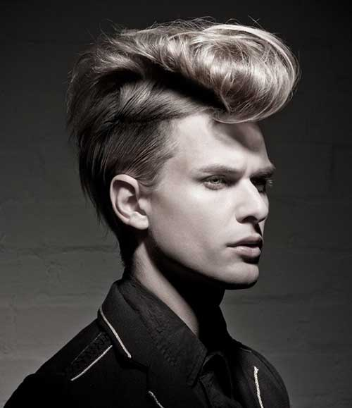 50s Rock Hairstyles Men