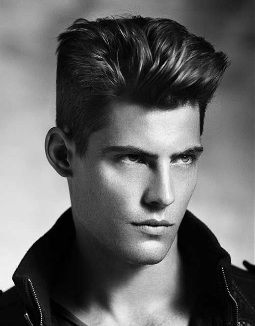 Medium Haircuts for Men-6