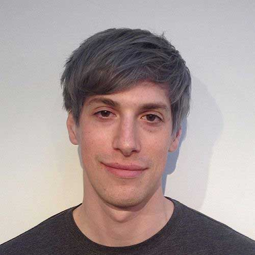 Medium Haircuts for Men-8