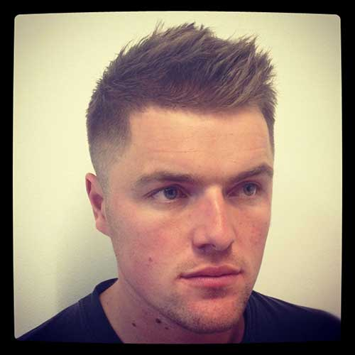 Short Hairstyles for Men-9