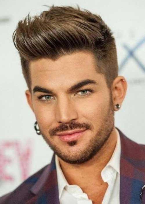Adam Lambert Hairstyle 2015-2016