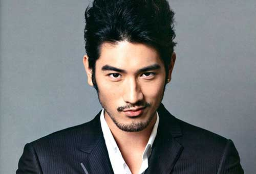 Cool Asian Dark Hairstyles Men