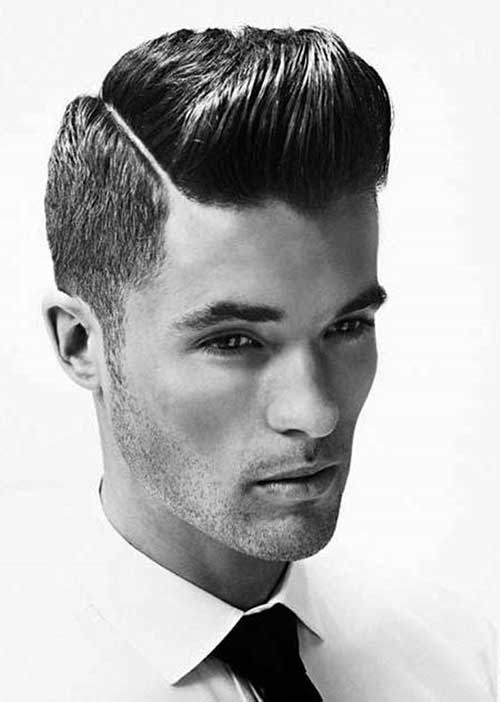Best Mens Classic Hair Style 2015