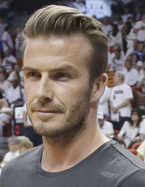 Mens Hairstyles Mens Hairstyles - Latest hairstyle of beckham