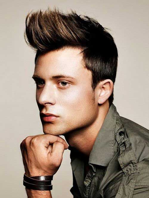 Best Mens Trendy Haircut 2015