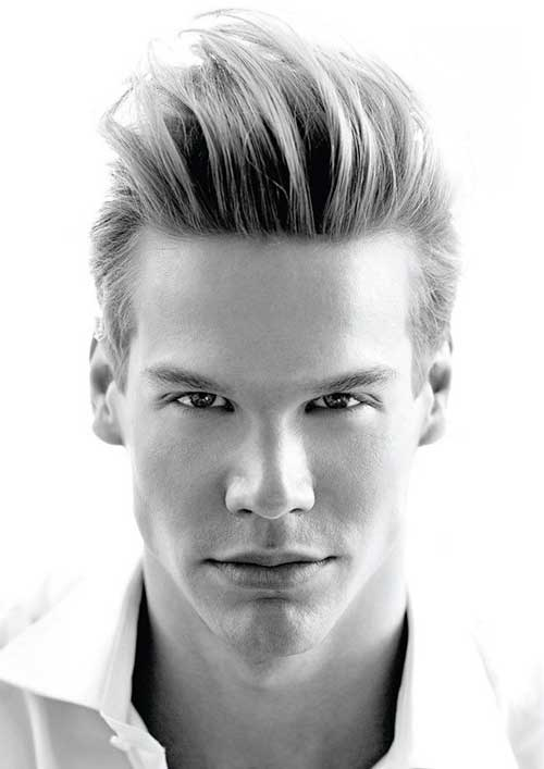 Best Straight Hairstyles for Men 2016