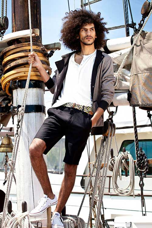Fabulous 10 Black Men With Brown Hair Mens Hairstyles 2016 Hairstyles For Men Maxibearus