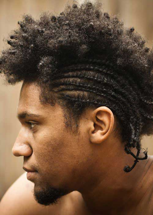 Best Black Men Medium Hair Cuts