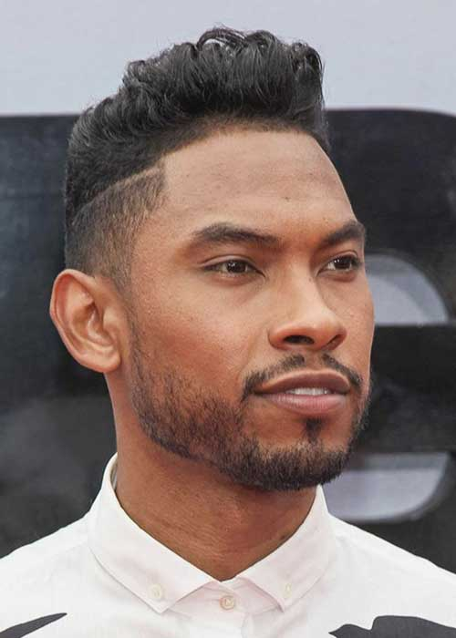 Best Black Men New Hairstyles 2015