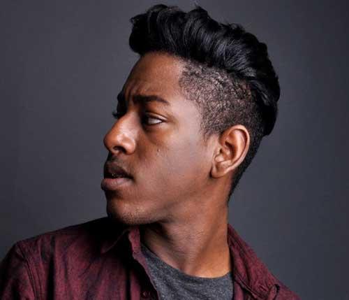 Swell 10 Black Men Straight Hair Mens Hairstyles 2016 Hairstyles For Men Maxibearus