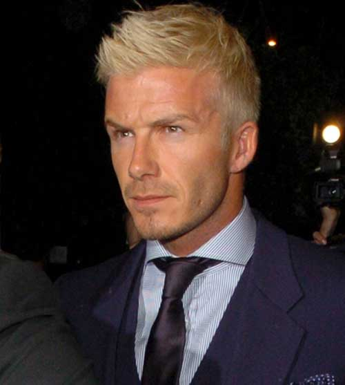 Blonde Guy Hairstyles