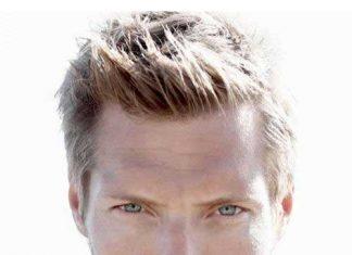 Trendy Blonde Hair Guy
