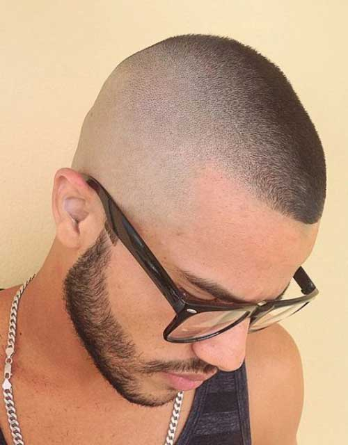Mens Buzz Fades Hairstyles