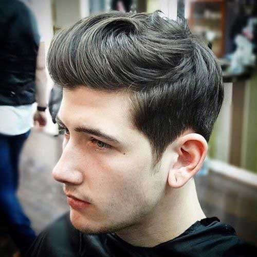 Popular Casual Hairstyles for Men