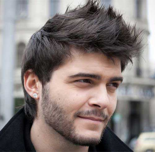 Best Casual Mens Haircuts 2014