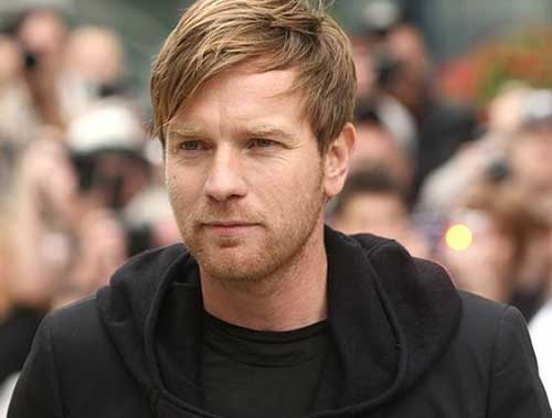 Celebrity Male Straight Haircuts