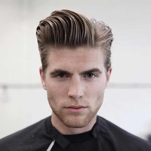 Classic Undercut Mens Hairstyles 2016