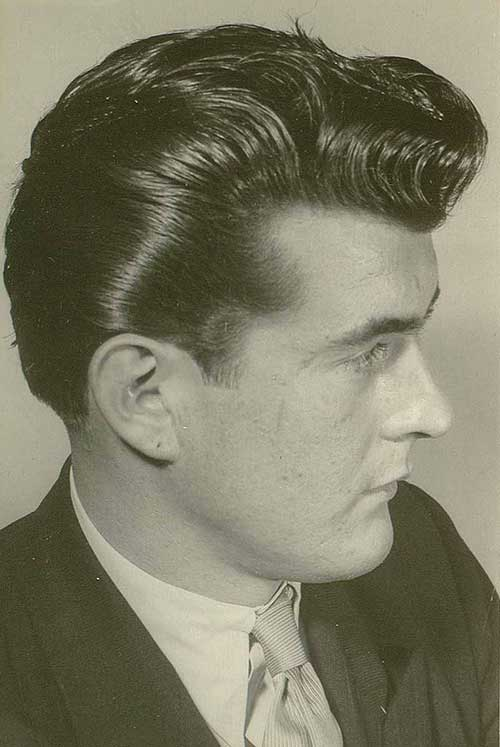 Classical Old Style Haircuts Men