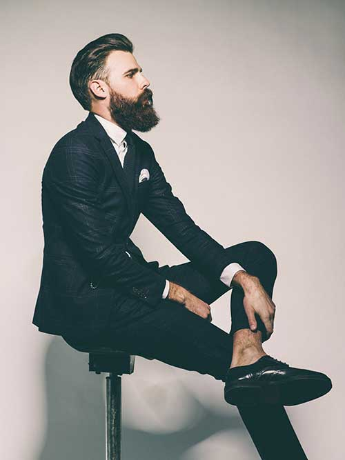 Classy Easy Mens Hairstyles