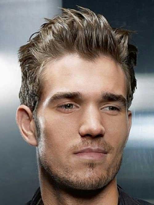 Classy Mens Popular Haircuts 2015