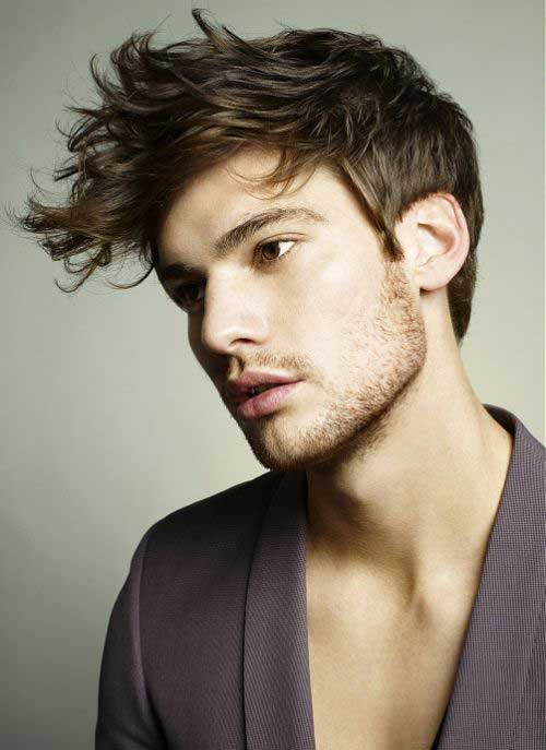Cool Hairstyles for Men 2015-2016
