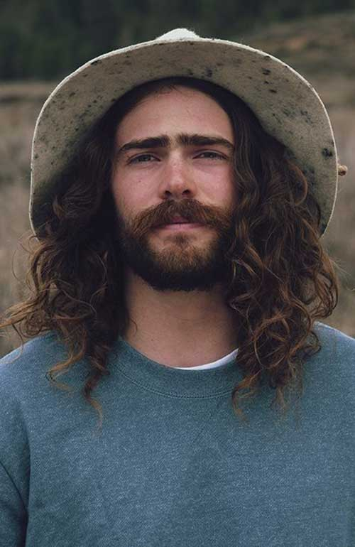Best Cool Hairstyles for Men Long Hair