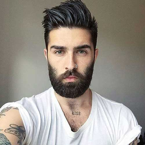Cool Manly Hairstyles for Men