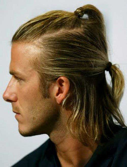Cool Long Mens Different Hairstyles