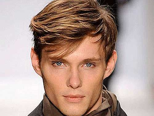 Cool Men Short Layered Hair Cuts Pictures