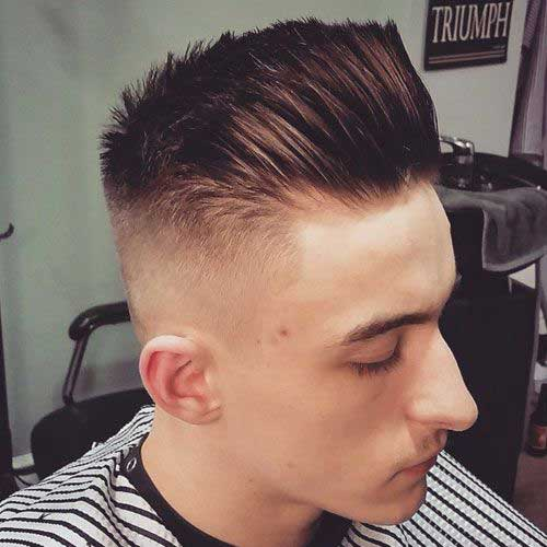 Cool Shaved Side Hairstyles for Men