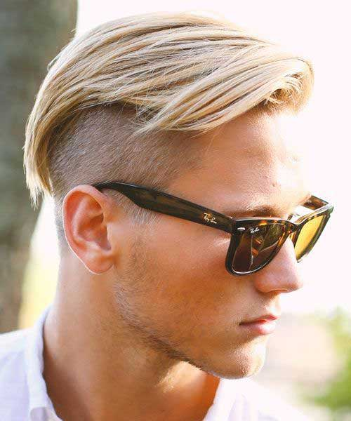 Cool Short Mens Haircuts Ideas