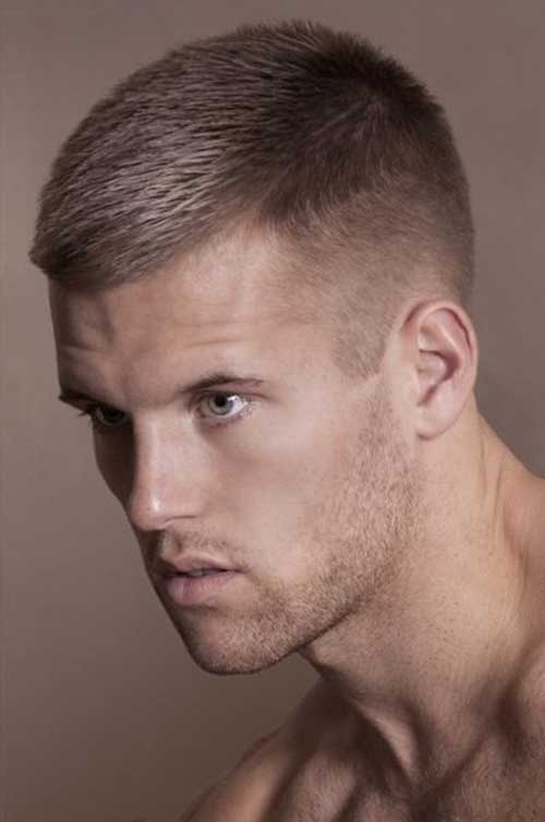 Cool Very Short Haircuts Men