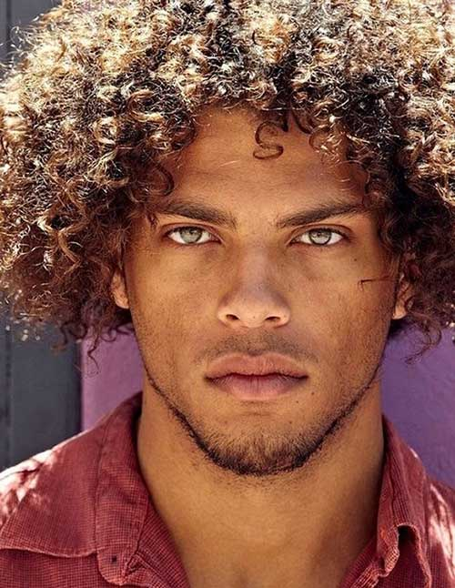 Coolest Natural Hair Styles for Men